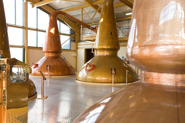 Chivas Brothers The Glenlivet Distillery UK